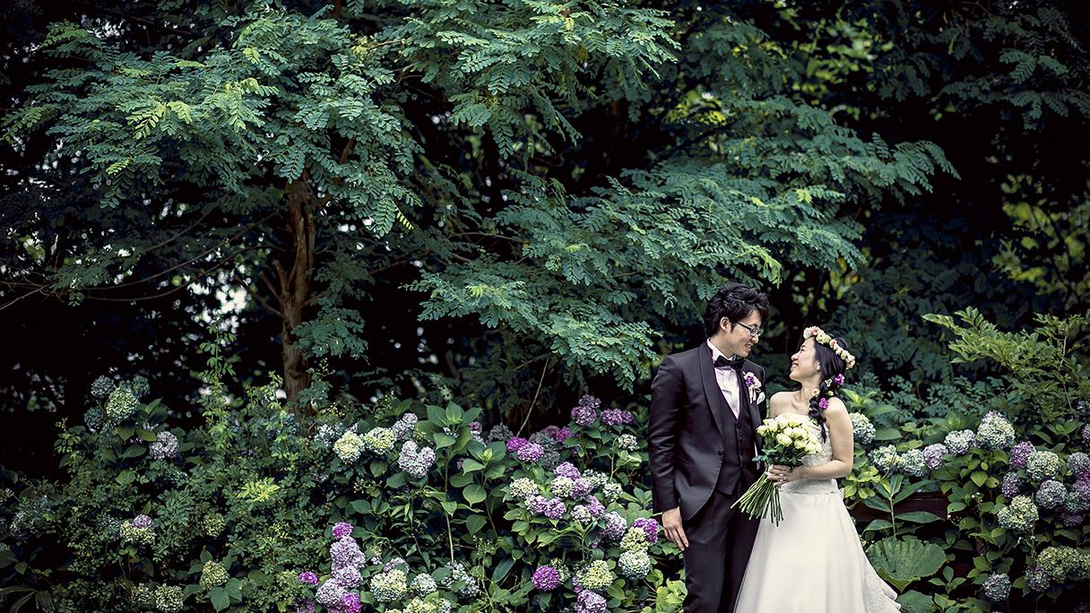 少人数の結婚式ならブランシュメゾン