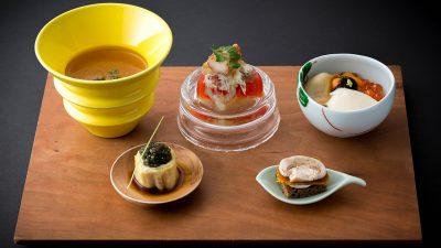 米村の料理|ピエトラ・セレーナ