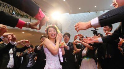 結婚式のサプライズ|ピエトラ・セレーナのウエディング