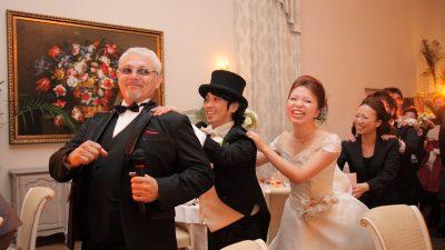 演出|ピエトラセレーナの結婚式