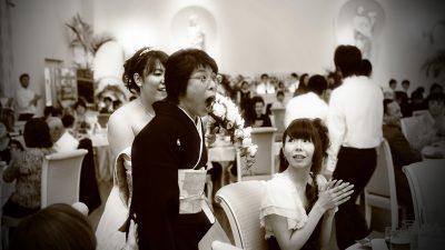 両親も参加する結婚式|ピエトラ・セレーナ