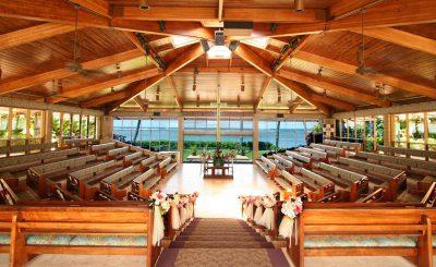 ハワイで結婚式ならキャルバリーバーザシー