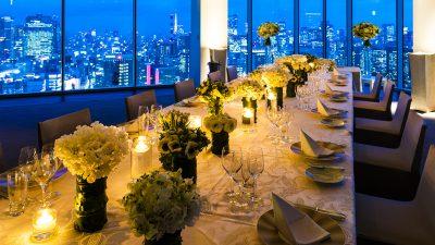 フォーシーズンズホテル丸の内東京のホテルウエディング|東京都千代田区の結婚式場
