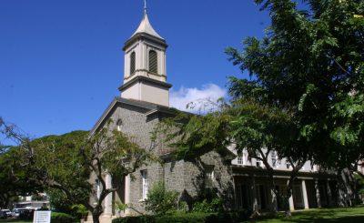 ハワイで結婚式ならセントラルユニオン中聖堂