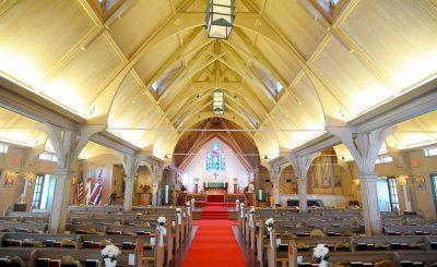 ハワイで結婚式ならセント・クレメンツ教会