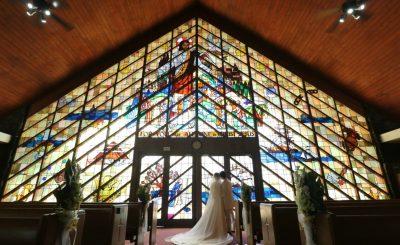 モアナルア・コミュニティ教会のリゾート挙式