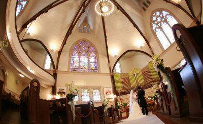 カウマカピリ教会で海外挙式