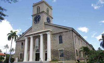 ハワイで結婚式ならカワイアハオ教会