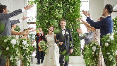 パラッツォドゥカーレ麻布のゲストハウスウエディング 東京都港区の結婚式場