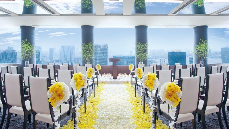 ゼックス愛宕のレストランウエディング 東京都港区の結婚式場