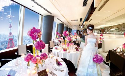 ゼックス愛宕のレストランウエディング|東京都港区の結婚式場