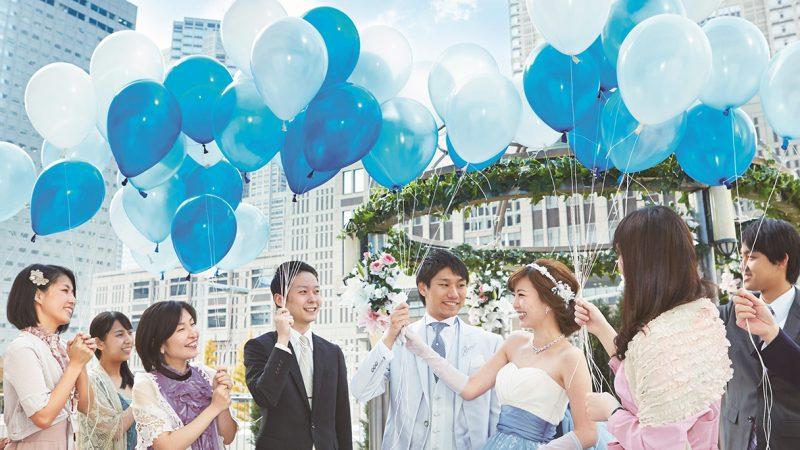京王プラザホテル東京の結婚式情報|東京都新宿区でホテルウエディング