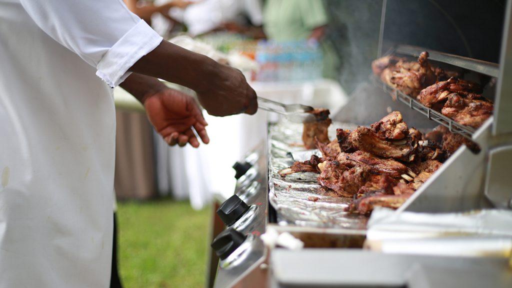料理演出|料理を楽しむ結婚式