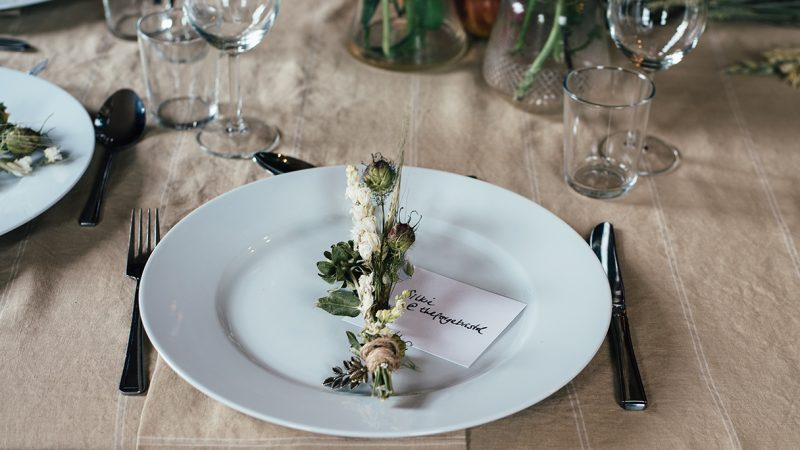 【ゲストも大満足】どうする?結婚式の料理選び