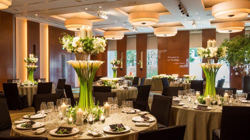 コンラッド東京の結婚式|東京都港区のラグジュアリーホテル
