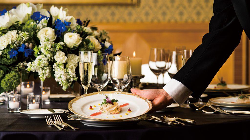 ホテルオークラ東京の結婚式|東京都港区でホテルウエディング