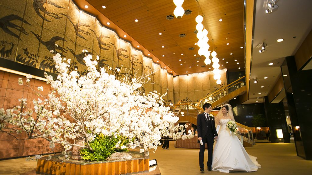 ホテルオークラ東京の結婚式・ウエディング|装飾演出紹介