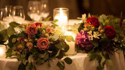 アイコニックの結婚式|銀座でレストランウエディング|装飾・演出紹介