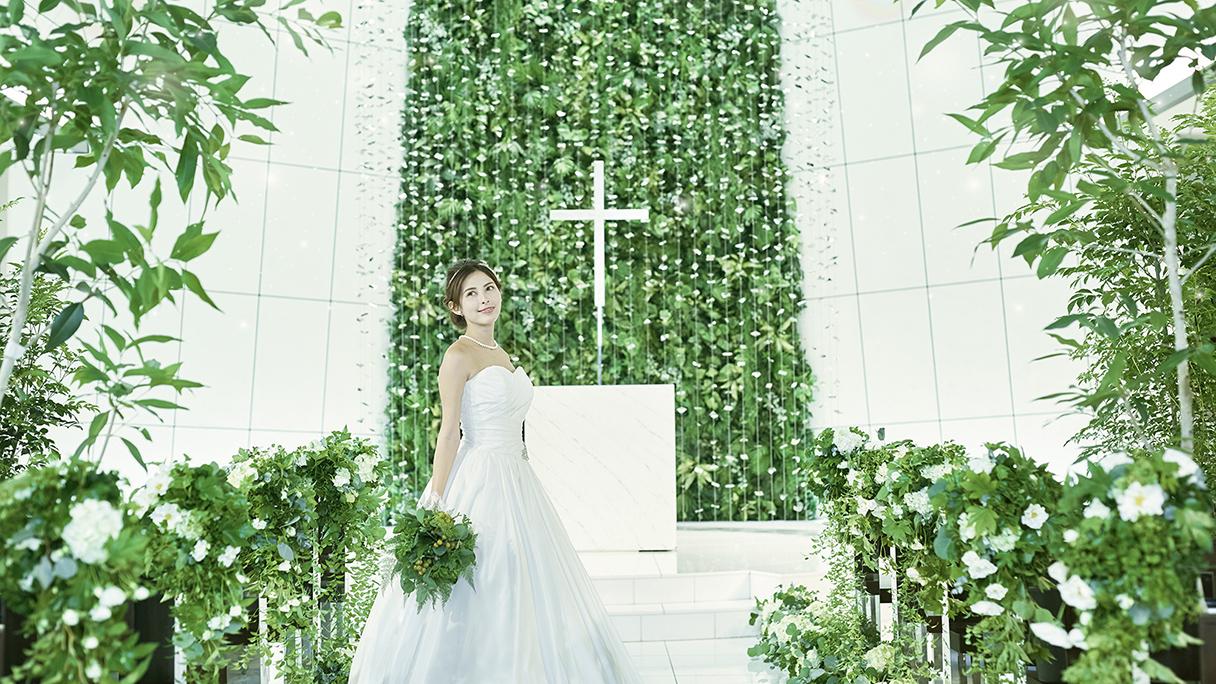 アルモニーソルーナ表参道のウエディング情報|ゲストハウス