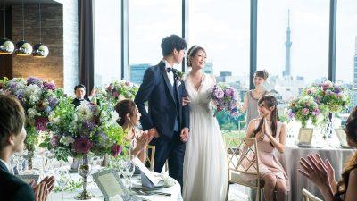 LUCIS|ルーキス [東京・上野・池之端] 結婚式場&ブライダル|パーティ紹介