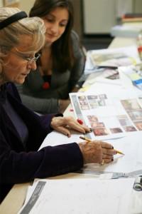 建築家ダニエラ・ロッシの写真