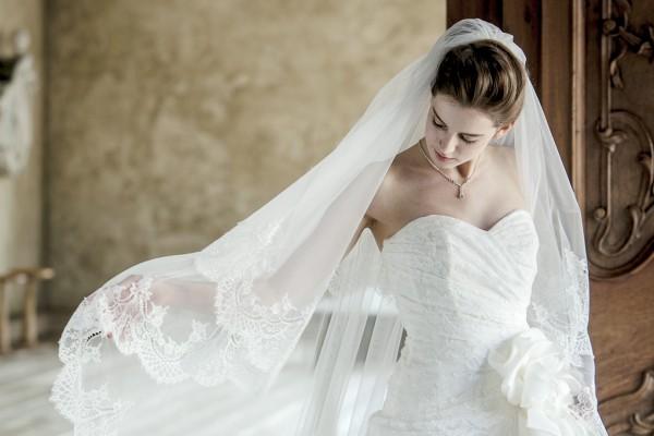 グランマニエのウエディングドレス|ジェンマ