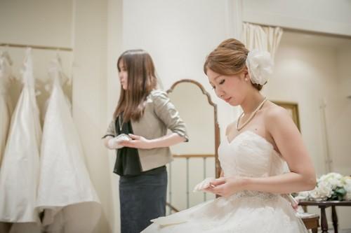 花嫁のグローブ