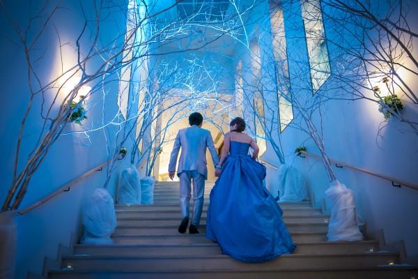 ジャルダン・ドゥ・ボヌール|冬の結婚式