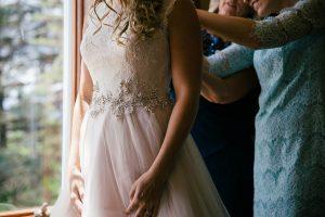 【マタニティでも安心のドレス】グランマニエの花嫁づくり