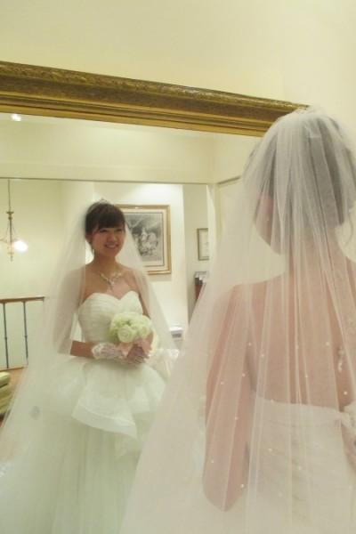 グランマニエのウエディングドレス|グレース|ドレス選び