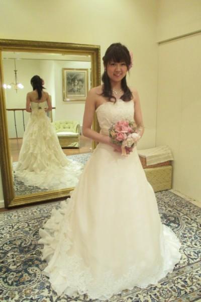 グランマニエのウエディングドレス|ヴァレリー