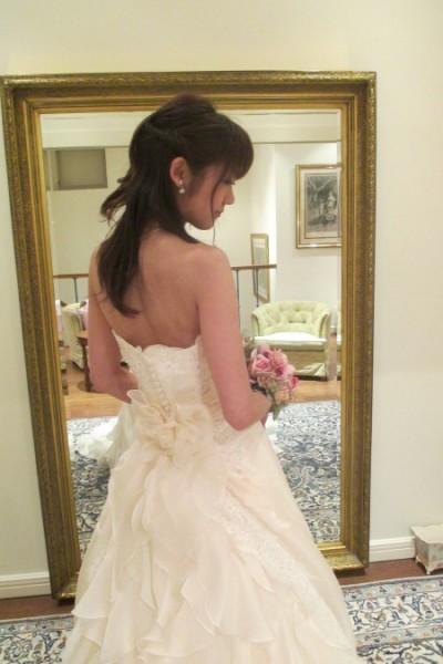 グランマニエのウエディングドレス|ヴァレリー|ドレス選び