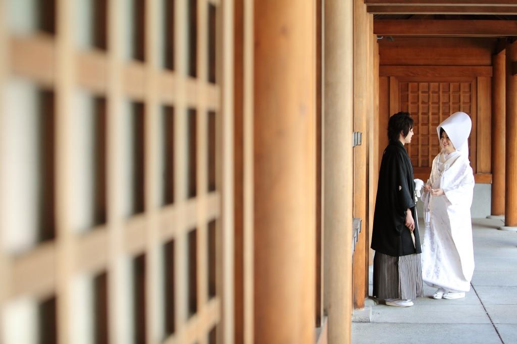 神前式|北海道神宮