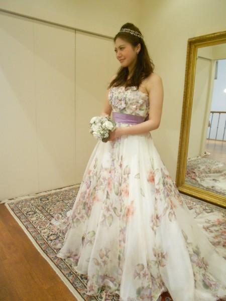 グランマニエのカラードレス|アストリッド