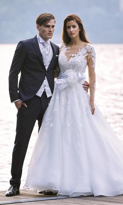 グランマニエのウエディングドレス|クラウディア・カルディナーレ