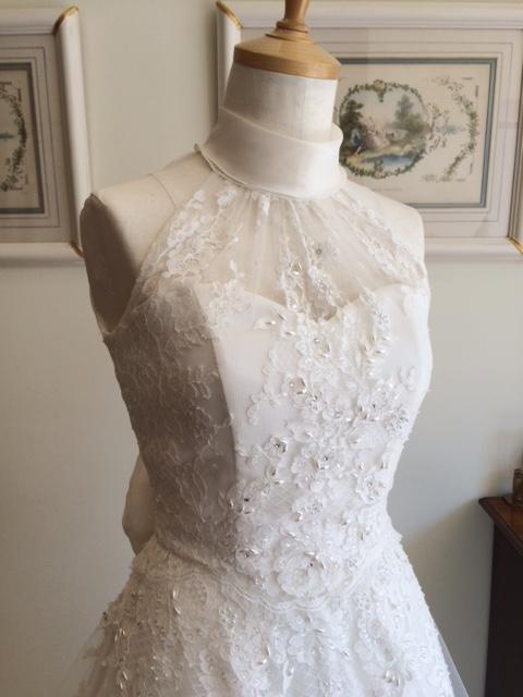 ビルバーナ|グランマニエのウエディングドレス