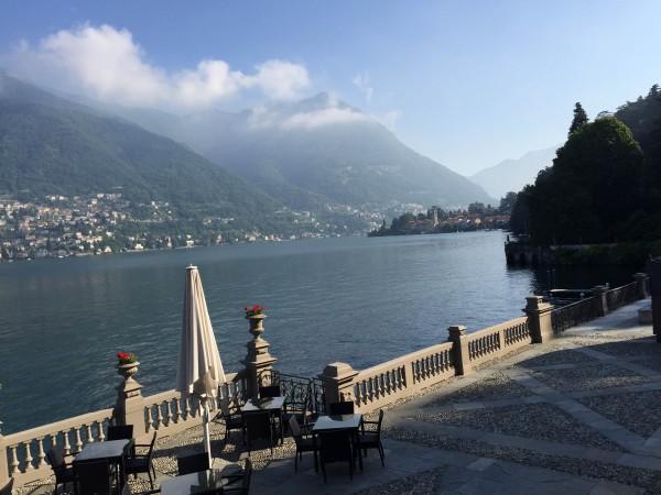 イタリア撮影風景