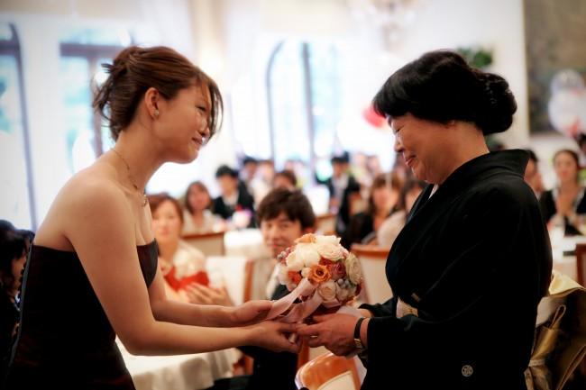 結婚式|プレゼントブーケ