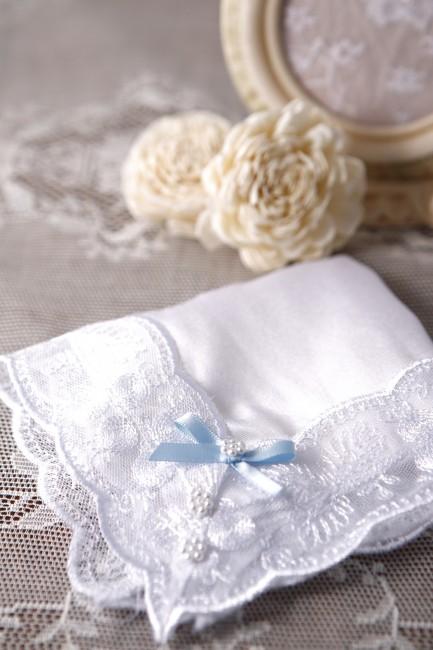 シルクのハンカチ|グランマニエの小物