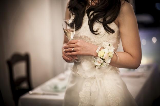 ブライズネイル グランマニエのウエディングドレス