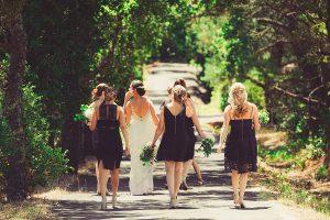 【可愛くて素敵な思い出♡】ブライズメイドを取り入れた結婚式