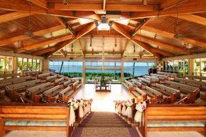 ハワイで結婚式|キャルバリー・バイ・ザ・シー教会