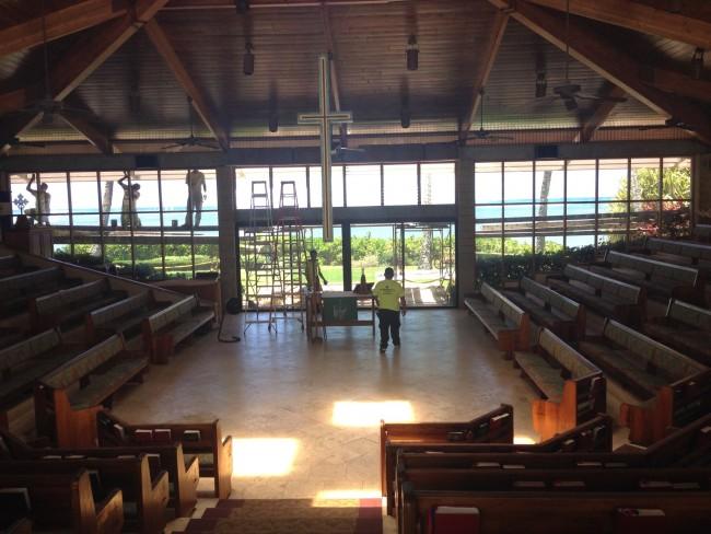 キャルバリーバイザシー教会