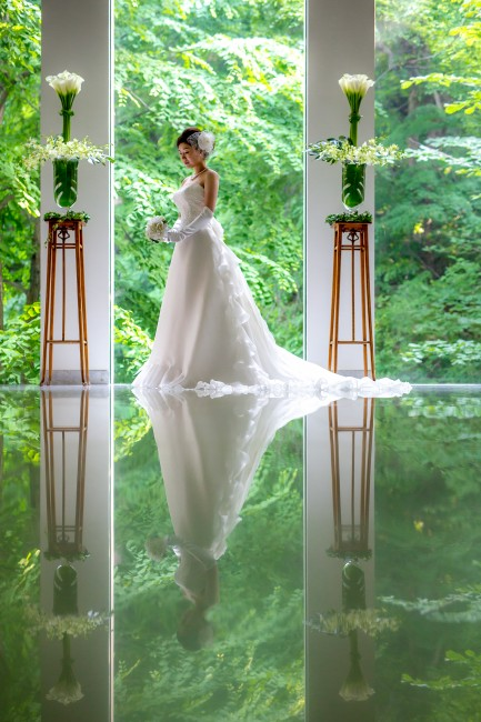 グランマニエのウェディングドレス|ジュノン