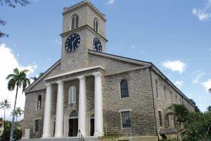 カワイアハオ教会|海外リゾートウエディング