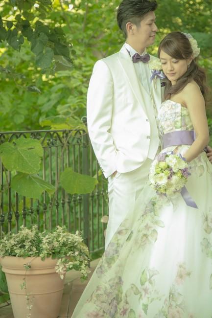 グランマニエのウエディングドレス|ASTRID