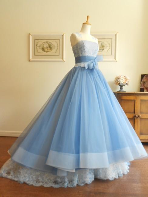 グランマニエのカラードレス|マリリンモンロー