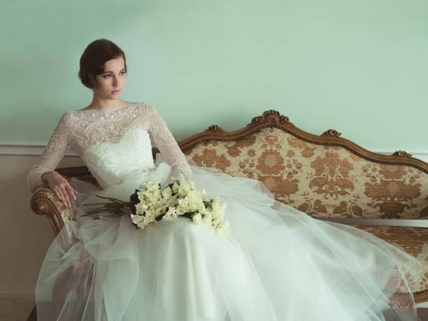 MAVIA|グランマニエのウエディングドレス
