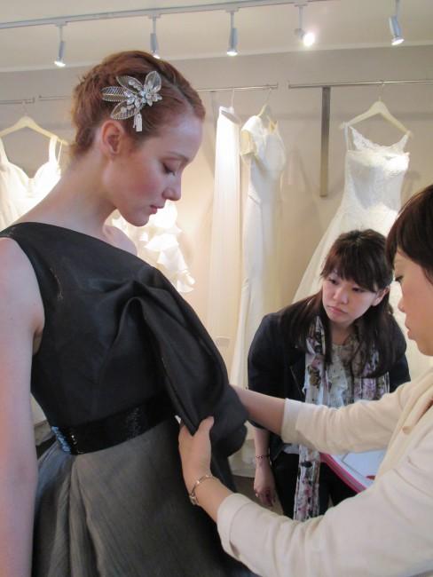 グランマニエのカラードレス|イタリア買い付け