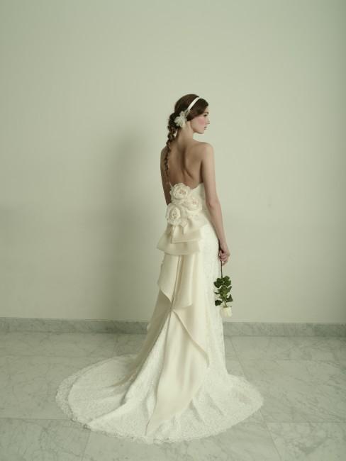 グランマニエのウエディングドレス|ラブ